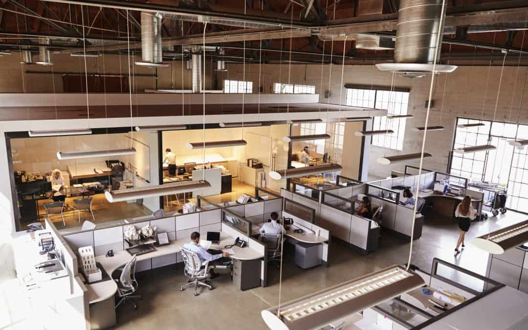 Open Area Office Furniture: Things to Consider