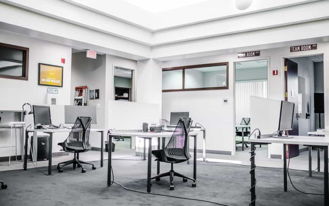 Changes in Post-Covid Office Layouts